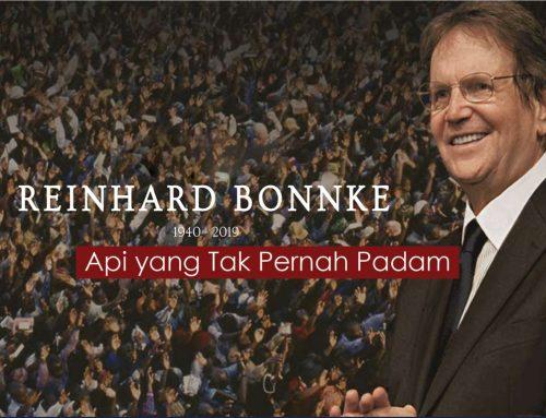 Reinhard Bonnke: Api yang Tak Pernah Padam