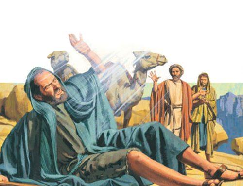 Paulus dari Tarsus :Kehidupan yang Berubah Total oleh sebuah Perjumpaan