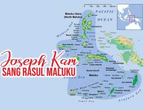 Joseph Kam  : Sang Rasul Maluku