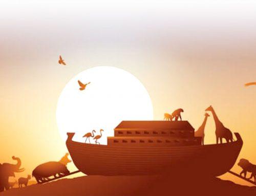 Nuh : Diselamatkan karena Hidup oleh Iman